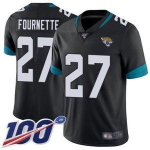 Jaguars Leonard Fournette 100th Season Jersey